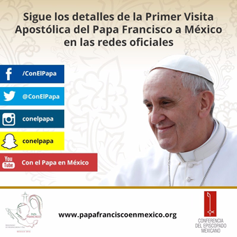 ¡Únete como voluntario digital con el Papa!