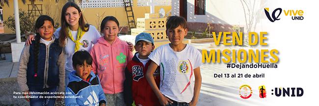 Banner Misiones UNID