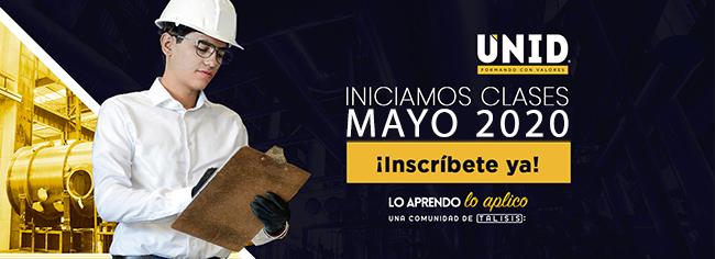 UIVERSIDADinicioclasesMayo2020