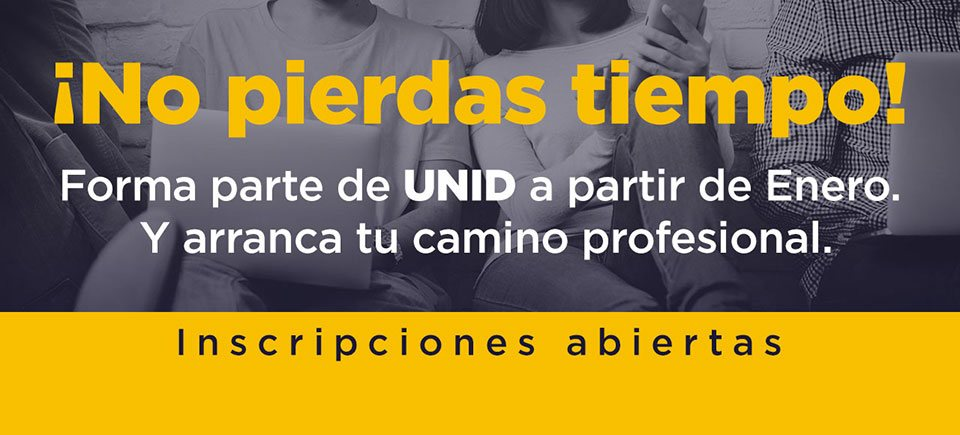 UniversidadInscripcionesAbiertasEnero2018