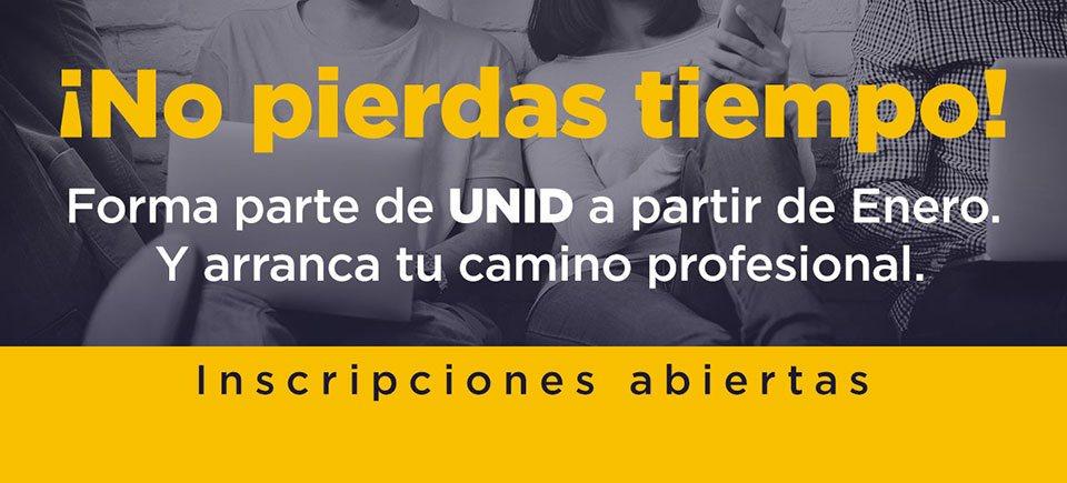 UniversidadInscripcionesAbiertasEnero2018