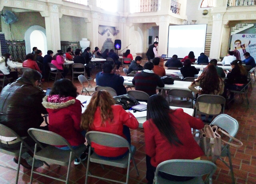 UNID Campus Tehuacán imparte curso de inducción para alumnos de nuevo ingreso