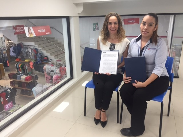 Firma convenio UNID Cd. Obregón
