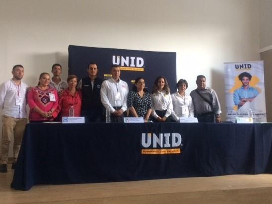 Foro de Ideas Candidatos a Presidencia Cotija UNID 2018