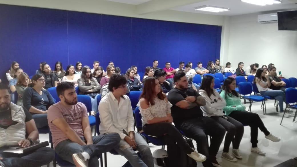 Panel de Profesionistas en Preparatoria Regional UDG