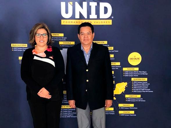Reunión de trabajo interinstitucional del convenio de colaboración TEEA – UNID