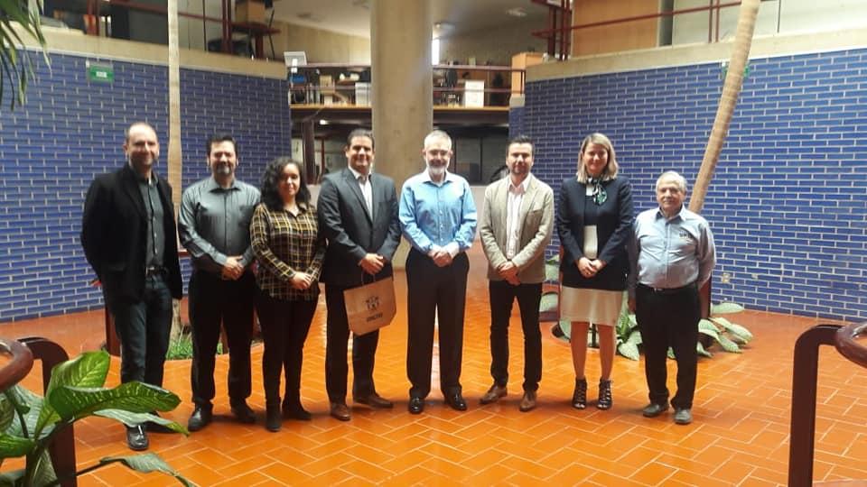 UNID firma convenio de estadías con El Centro Universitario de los Altos