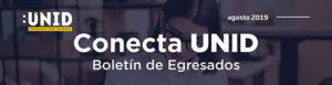 Boletín Egresados Agosto 2019